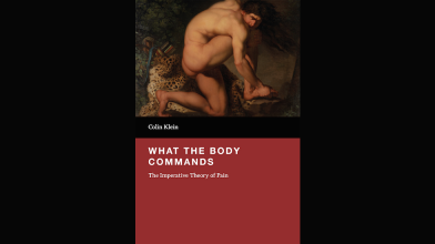 CAVE Book: What the Body Commands (2015), by Colin Klein