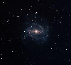 Southern Pinwheel Galaxy - M83 (NGC 5236)