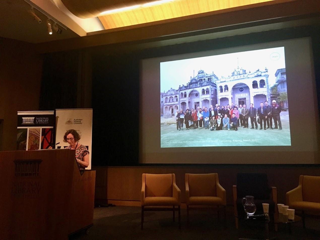Kate Bagnall showcases her Australian Hometown Heritage Tour that she runs to China