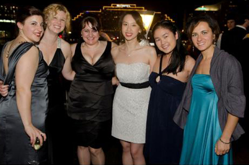 2012 Chemistry Ball at Darling Harbour