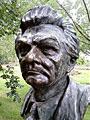 Bust of Bob Hawke