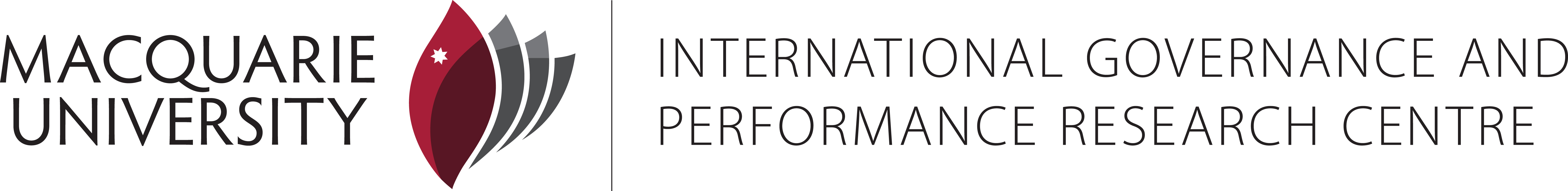 Macquarie University - International Governance and Performance Research Centre