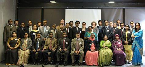 Inaugural program delegations