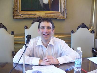 CAVE Speaker David Bilchitz (Johannesburg)