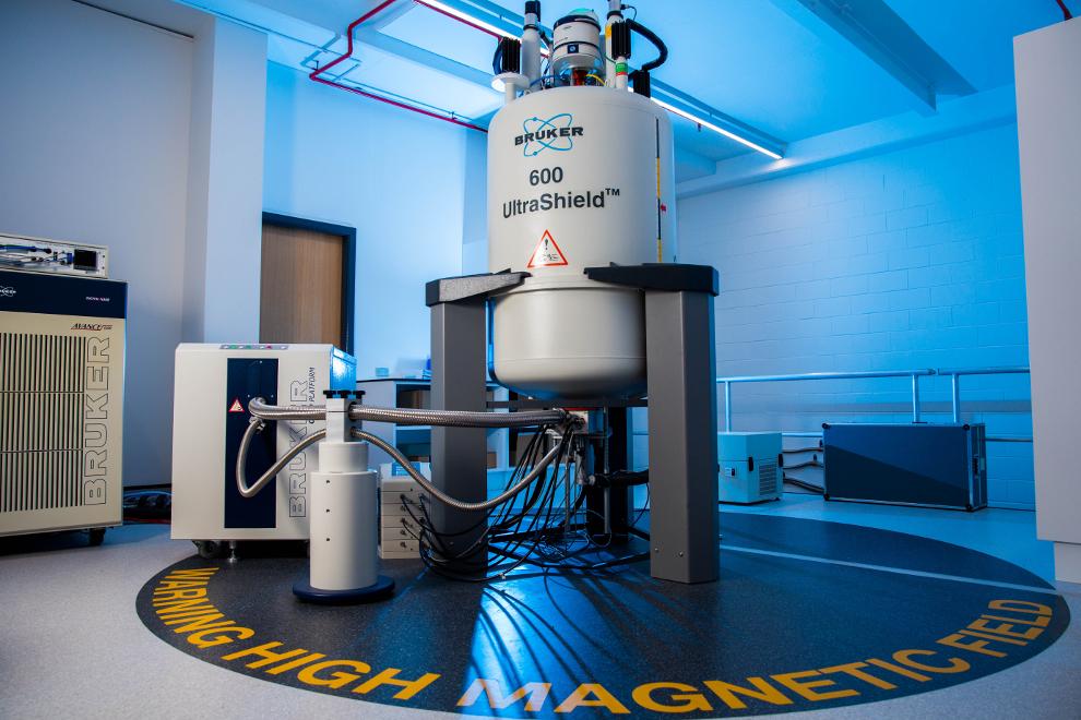 600 MHz Spectrometer