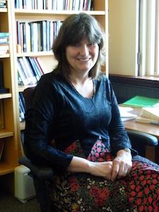 CAVE Visitor Carolyn Mason