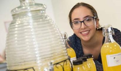 Teen raises $36k for Macquarie research into motor neurone disease