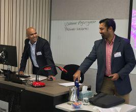 Ausscom conference 2019