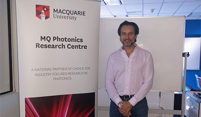 Comparative plasmonic waveguide design for nanoscale lasing and four-wave mixing - A/Prof Stefano Palomba
