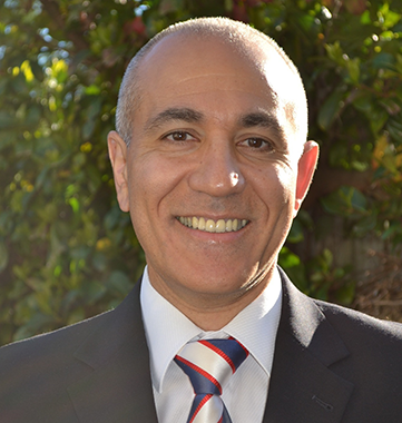 George Larcos at AIHI, March 2018