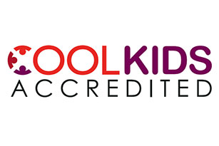 Cool Kids Accreditation logo
