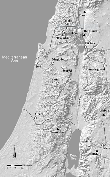 Ancient Israel northern kingdom