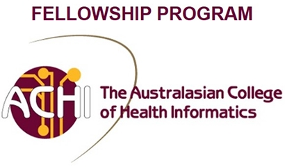 AIHI supports Australasian College of Health Informatics Fellowship Program