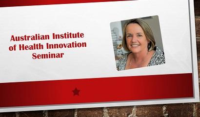 Alison Verhoeven - Australian Healthcare and Hospitals Association