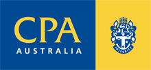 CPA Australia (Certified Practicing Accountant Australia) logo