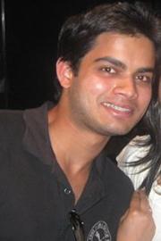 Photo of Miheer Sabale