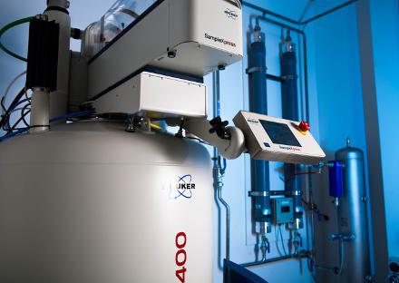 400 MHz NMR Spectrometer