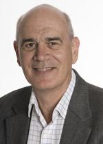 Photo of Geoff Kingston