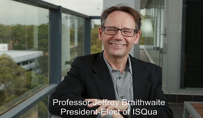 Macquarie's AIHI Director appointed President Elect to prominent international Healthcare Board