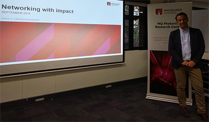 Network with Impact - Nicholas Galea