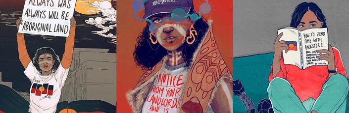 Indigenous studies posters