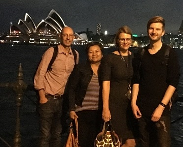 Australia-Germany Joint Research Cooperation Scheme: first exchange visit