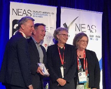 Endorsement of Macquarie ELT qualifications by NEAS