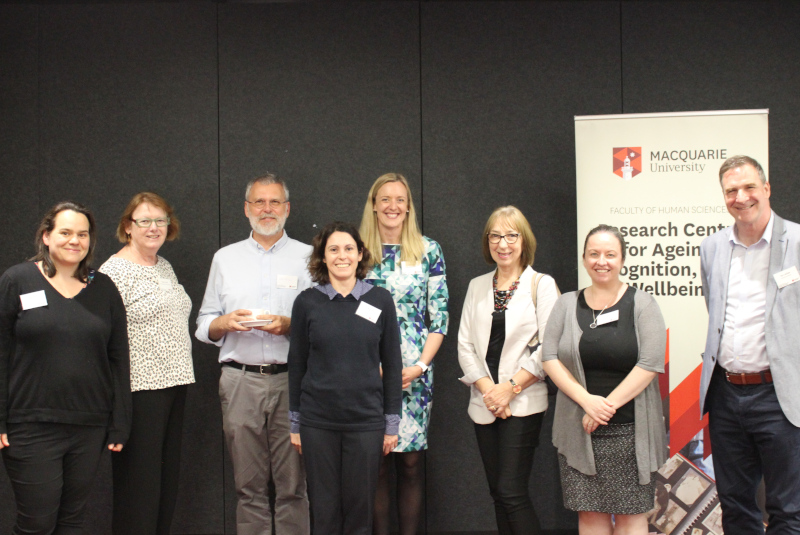 1st Conference of the FHS Research Centre for Ageing, Cognition, and Wellbeing