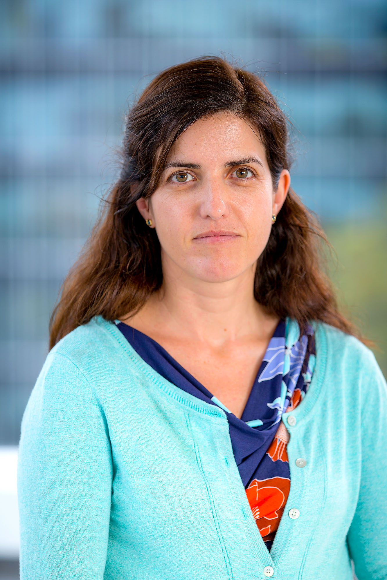 Visiting Associate Professor Blanca Gallego Luxan