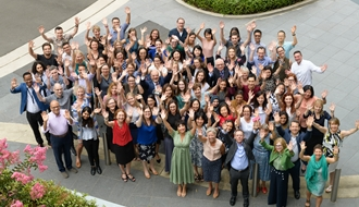 Photo of AIHI staff