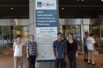 26th ICOmC- Sapporo, Japan (July 2014)