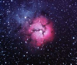 Trifid Nebula - M20 (NGC 6514)