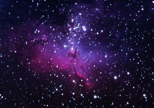 Eagle Nebula - M16 (NGC 6611)