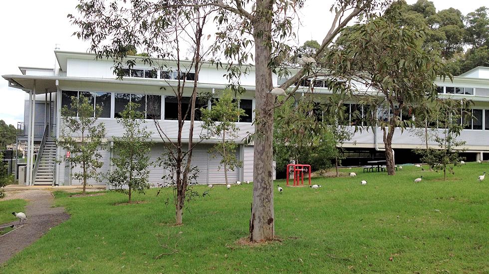 Fauna Park Building