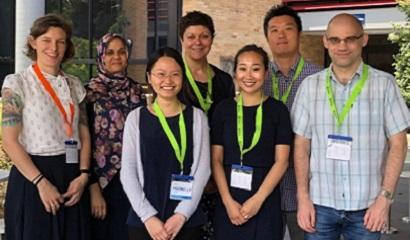 AIHI presenters at HFESA 2017