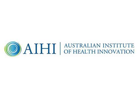 AIHI - Australian Institute of Health Innovation logo