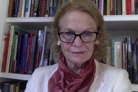 CAVE Visitor, Jennifer Radden