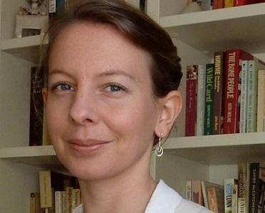 Dr Alexandra Grey wins the 2018 Joshua A. Fishman Award