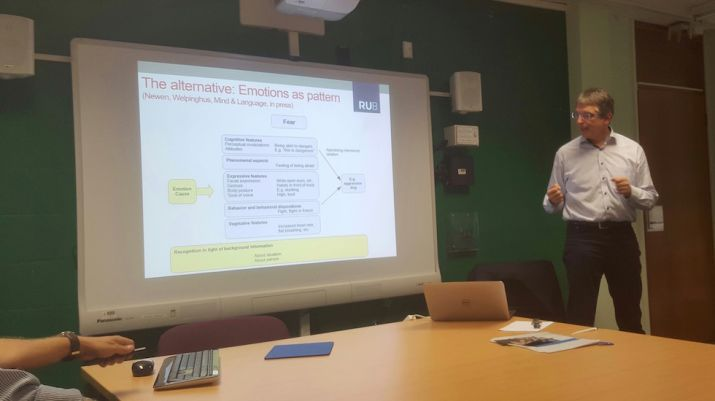 CAVE Seminar: Albert Newen (Bochum)