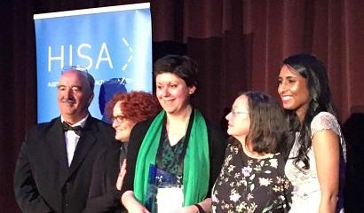 AIHI award winners at HIC2018