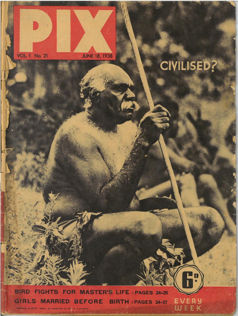 PIX June 1938