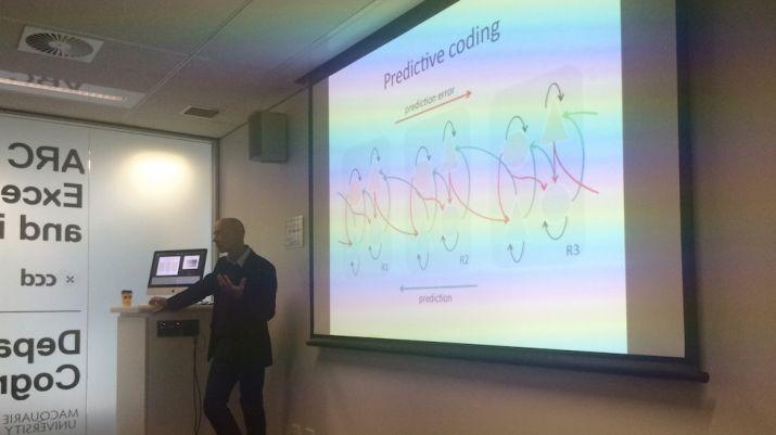 CAVE Conference Predictive Coding