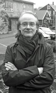 CAVE Visitor Logi Gunnarson (Potsdam)