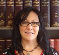 CAVE member Kate Gleeson