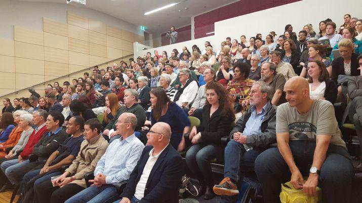 CAVE Public Lecture 2015 Gillian Triggs