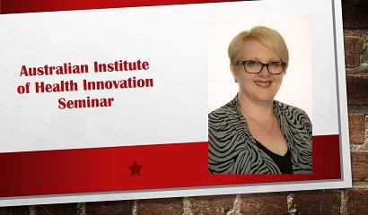 Ms Kerri Kellett - Understanding the policy environment