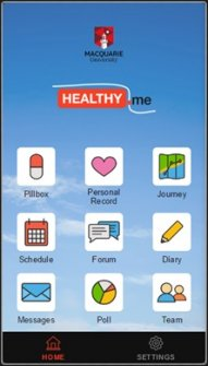 Healthytime App