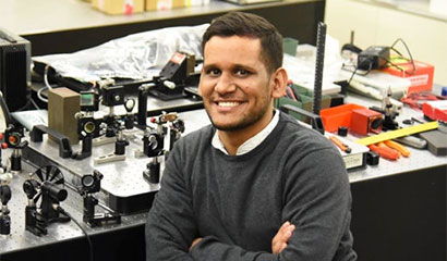 The science of waveguide formation by ultrafast light matter interaction - Dr Toney Teddy Fernandez