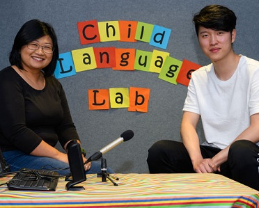 Researchers from the Child Language Lab win a scholarship for their project on assessing tone acquisition for children with Cochlear Implants