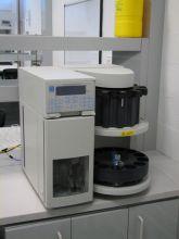 Dionex ASE300 in Organic Geochemistry Lab